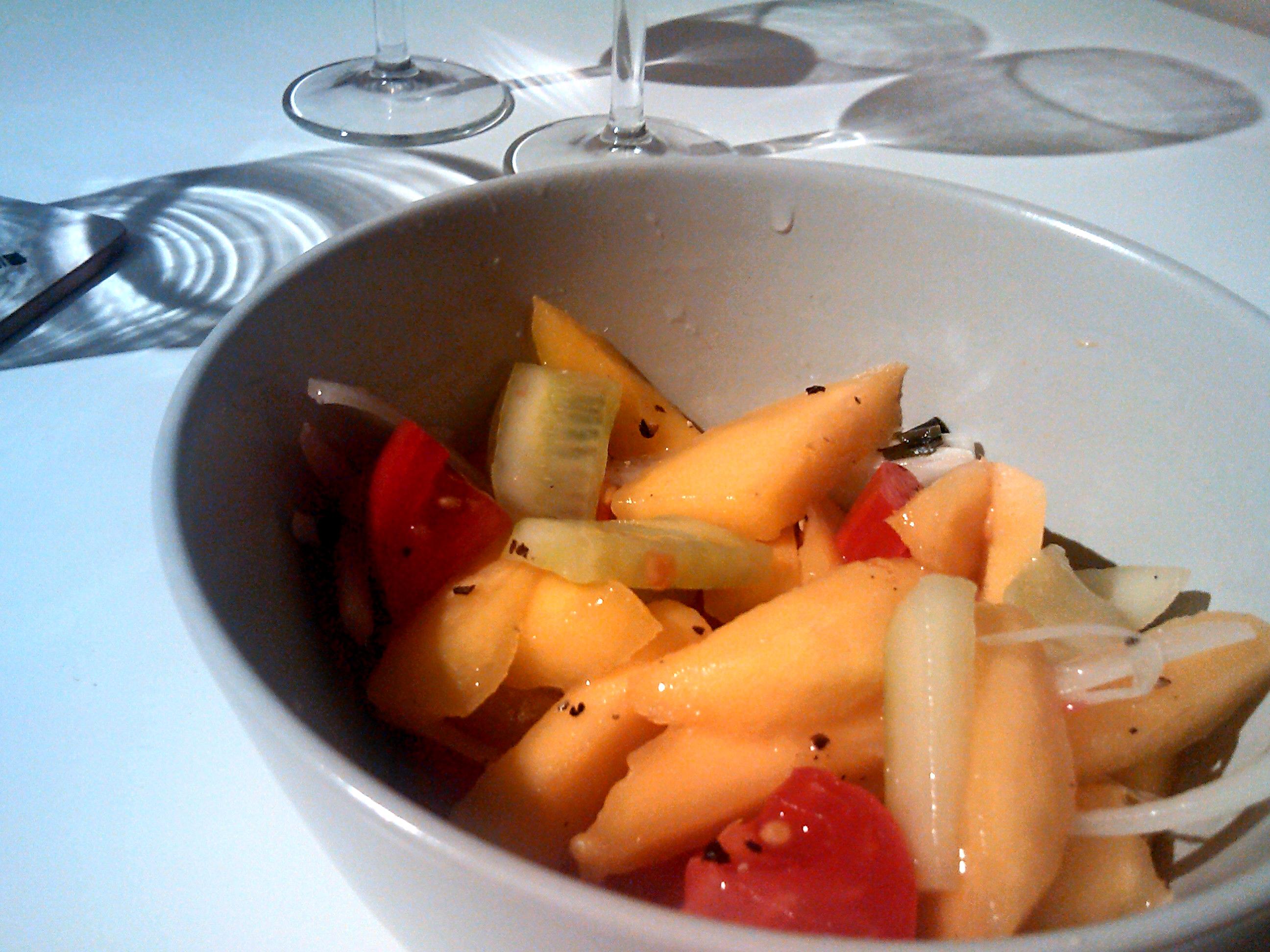 Mango Salat