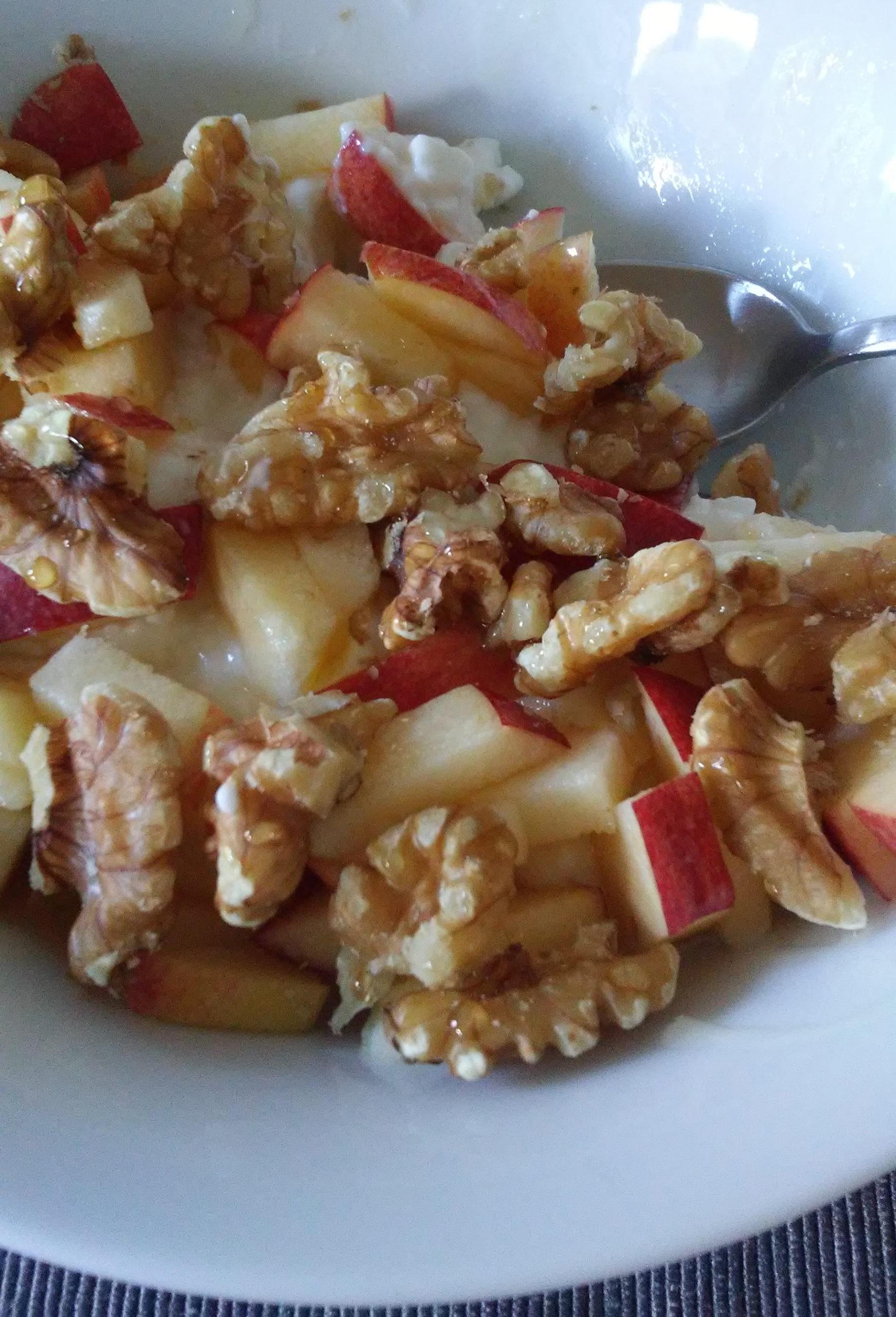 Hüttenkäse Frühstück