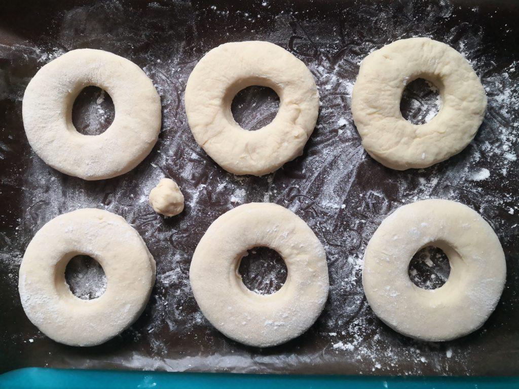 Dooghnut-Teiglinge