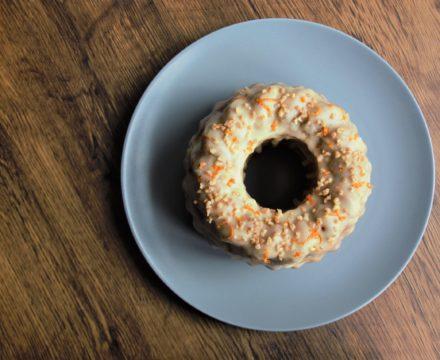 Süßkartoffel-Orangen-Gugelhupf